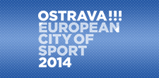 Ostrava!!! European city of sport 2014